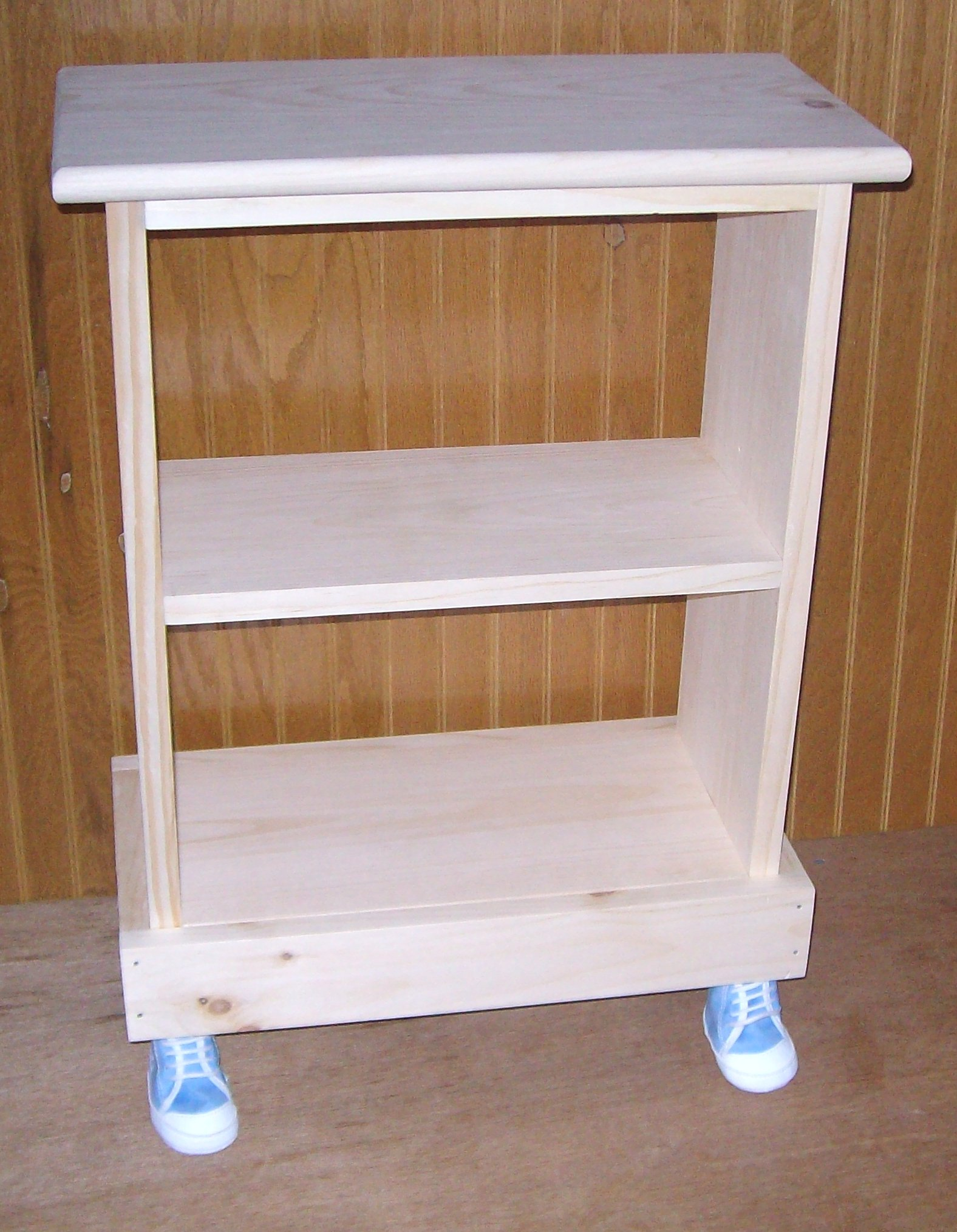 End Table Shelves